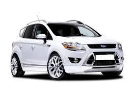 Ford Kuga All Wheel Drive