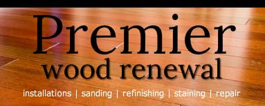 Premier Wood Renewal Wood Floor Refinishing Nj