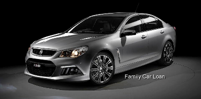 Family Car Loan