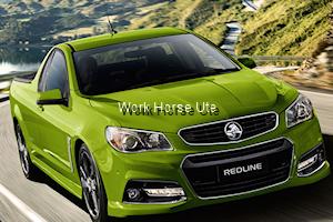 Work Vehicle Loan