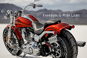 Freedom To Ride Loan