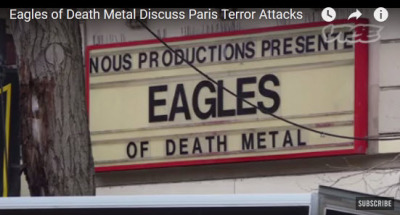 The aftermath of the Paris attack: Eagles of Death Metal band interview