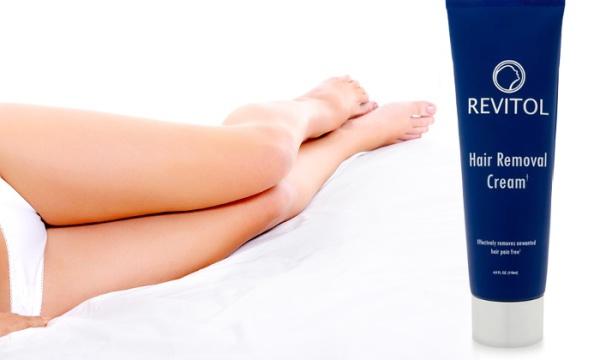 Revitol hair removal cream, Hair removal cream