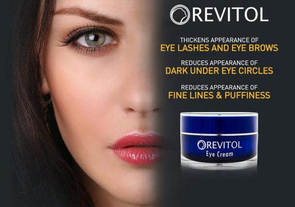 Eye Cream, Revitol Eye Cream