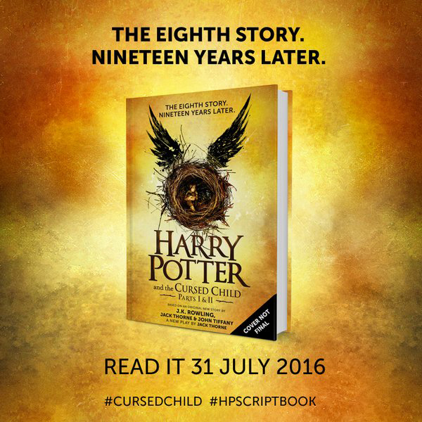 Harry Potter & the Cursed Child book to be released this summer