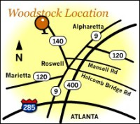 Woodstock Location