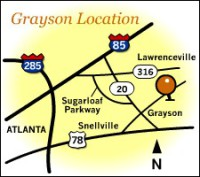 Grayson Location