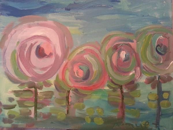 Lolipop Roses