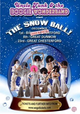 Christmas Shows Announced!