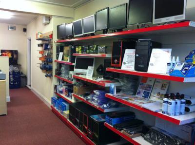 Inside Shop 3