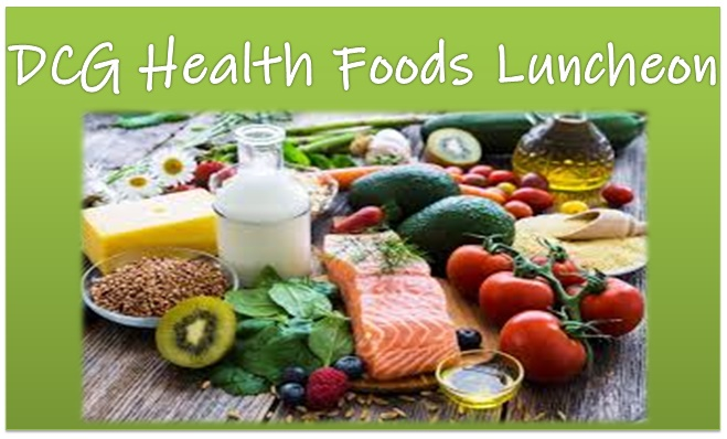 Healthy Foods Luncheon