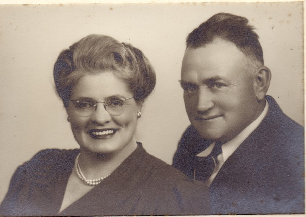 Wendall & Inez Goodrich (5th generation)