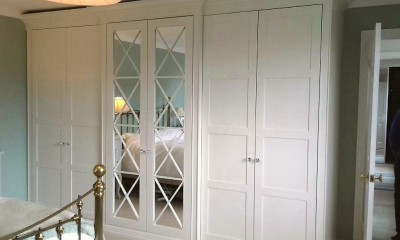 Beautiful Bespoke Wardrobes