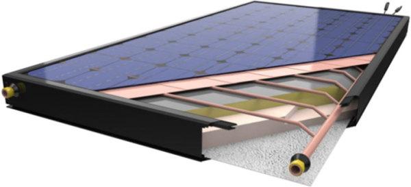 PV-T, Photovoltaic thermal, hybrid solar, solar hybrid, combined solar