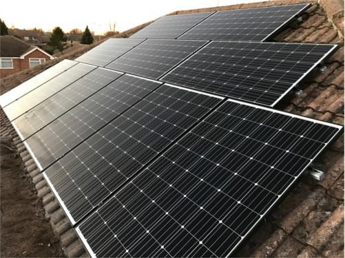 PV Canterbury Solar system