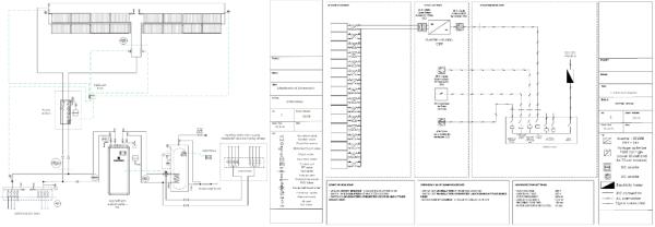 renewable engineering, green power, green energy, schematic, design