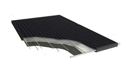 Solar Angel Hybrid solar panel