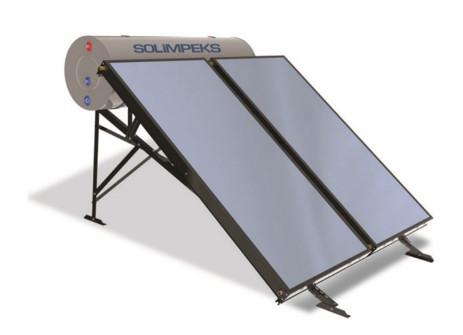 Solimpeks solar thermal