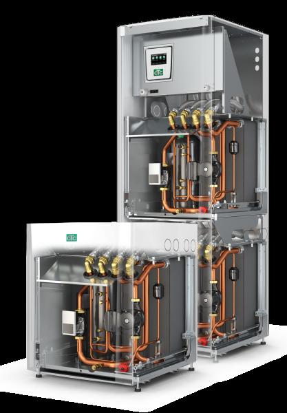 ground source heat pumps GSHP
