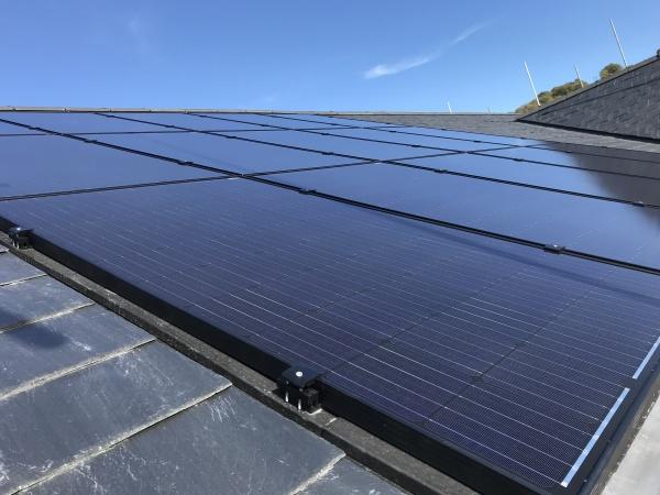 in roof solar, green consultancy, green energy, renewables,