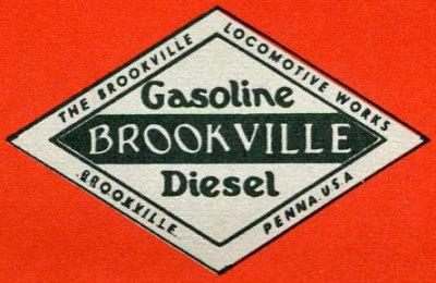 Brookville Locomotive, Leather Motors Locomotive, Brookville Truck and Tractor Locomotive, Fordson Locomotive