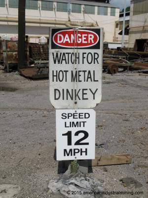Hot Metal Dinkey Railway