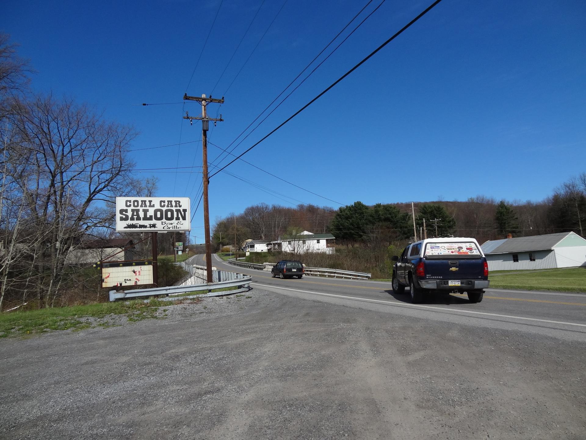 Stella Maris Coal Mine