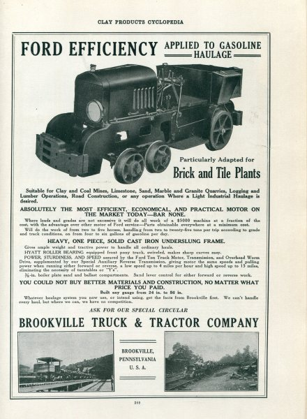 Brookville Truck and Tractor Co.
