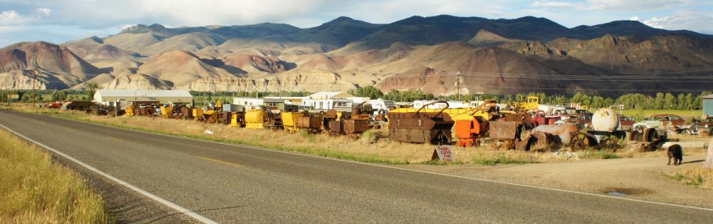 mining locomotive, american industrial mining