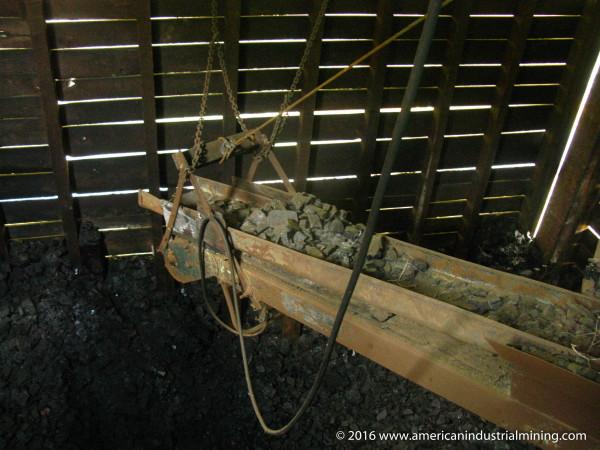 Bin #5 Lump Coal