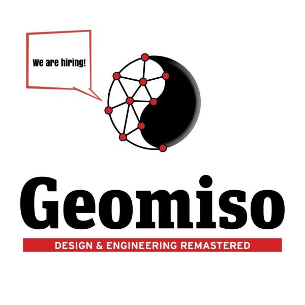 #Geomiso #WeAreHiring #JoinUs