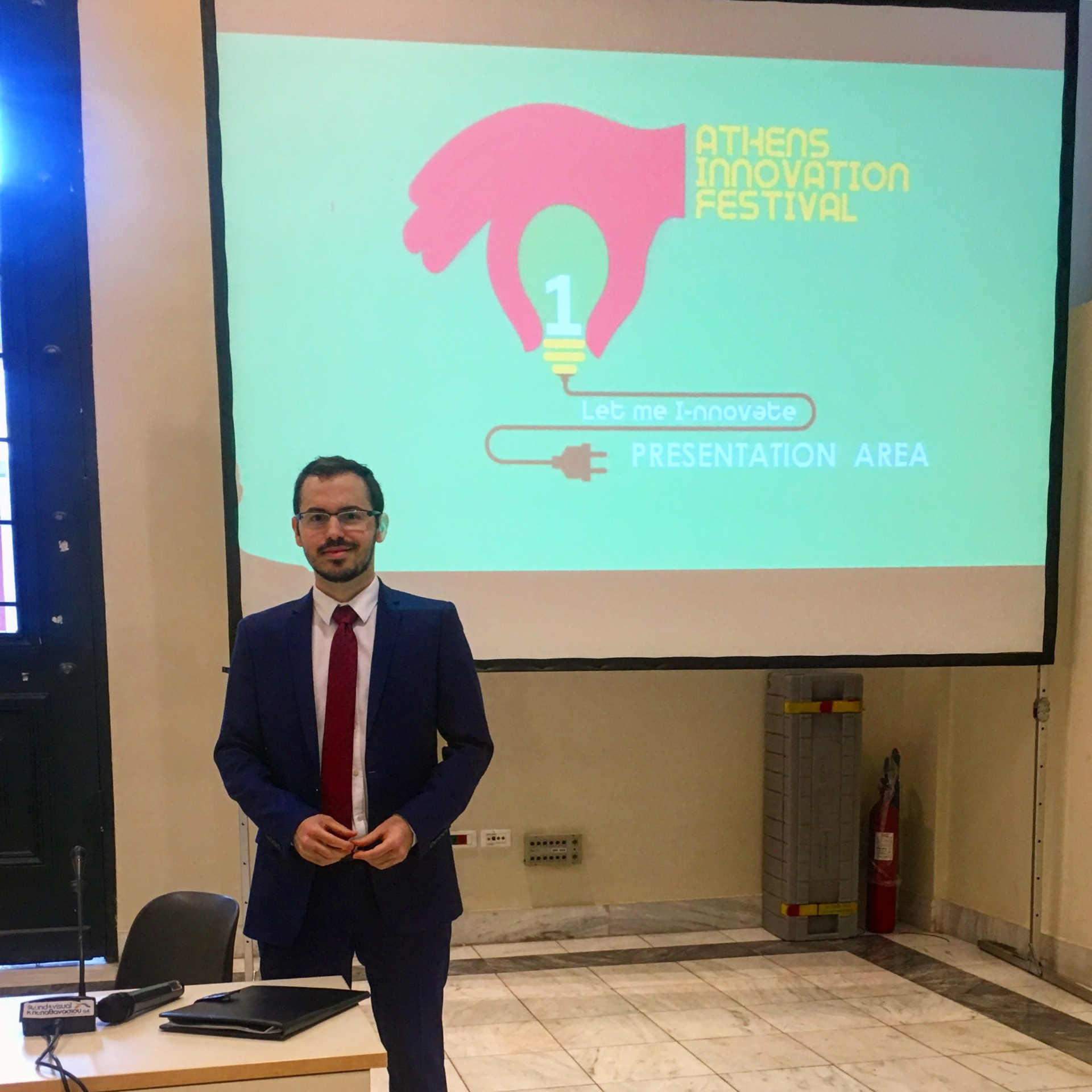 Athens Innovation Festival!