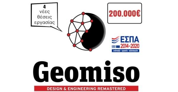 #Geomiso #Growth #Jobs