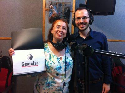 """Η Geomiso στο """"Ράδιο Ζυγός FM100"""""""