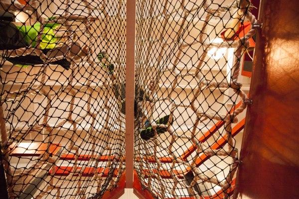 Cargo Net A-Frame