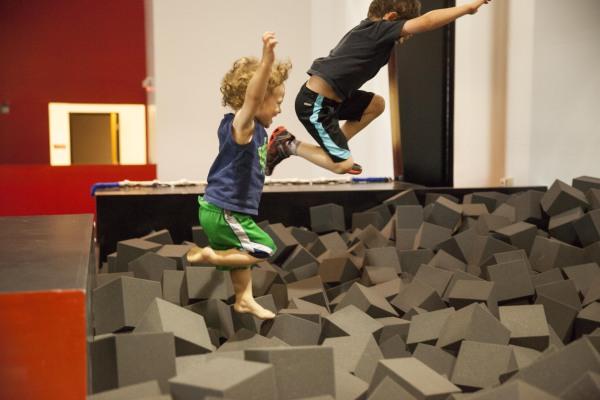 Lil Ninja Foam Pit