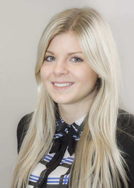 Ellie Polding Customer Services Manager