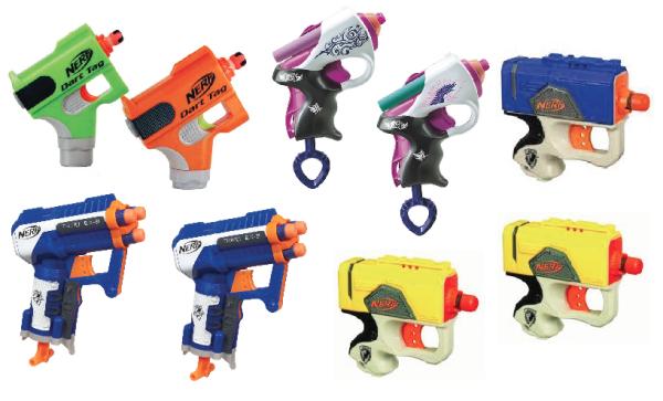Mini Handguns