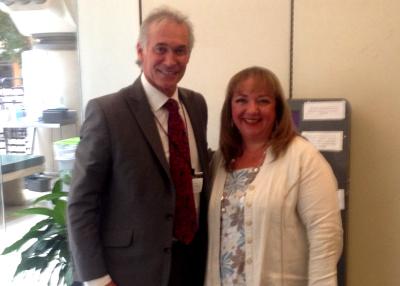 The Alliance meet with Sharon Hodgson MP