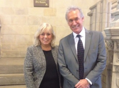 The Alliance meet with Mary Glindon MP
