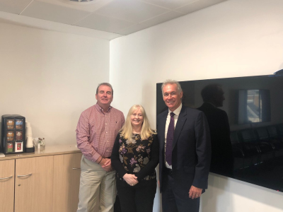 The Alliance meets with Dairy UK