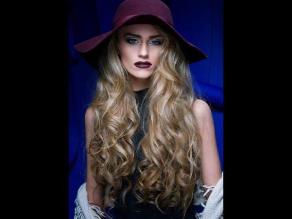 editorial fashion shoot