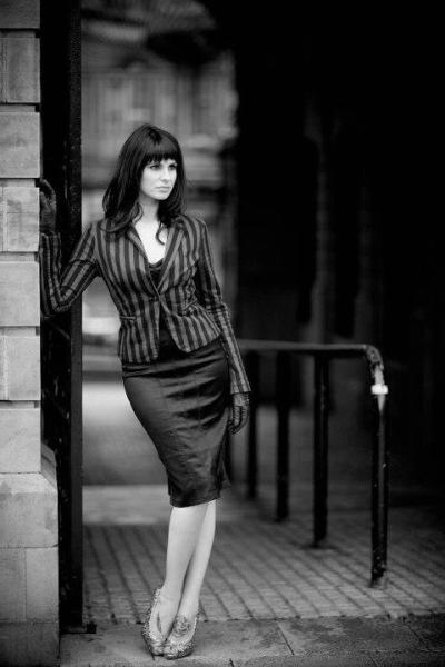 city fashion shoot