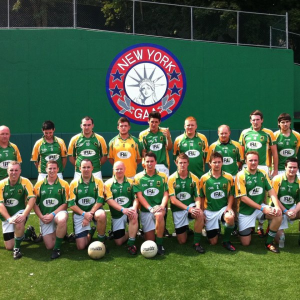 Team in Gaelic Park