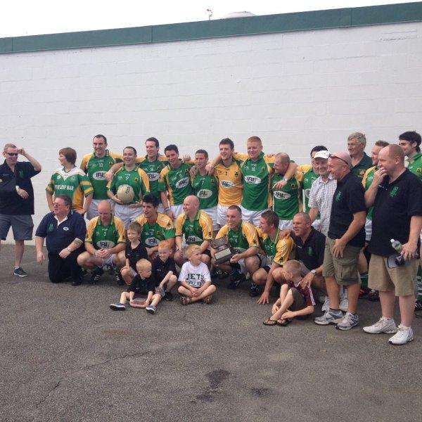 Team in Gaelic Park