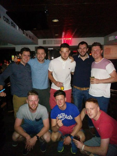 players Night Out 2014