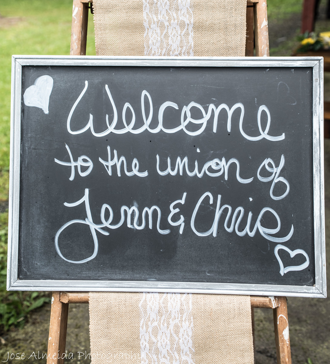 Jenn & Chris - June 17th, 2017