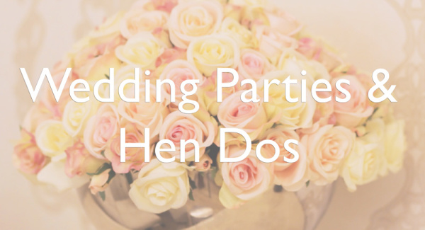 Wedding Parties & Hen Dos at Scratch