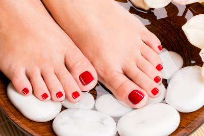 Pedicure Pampering