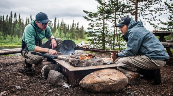 Camp Onka Fire Pit